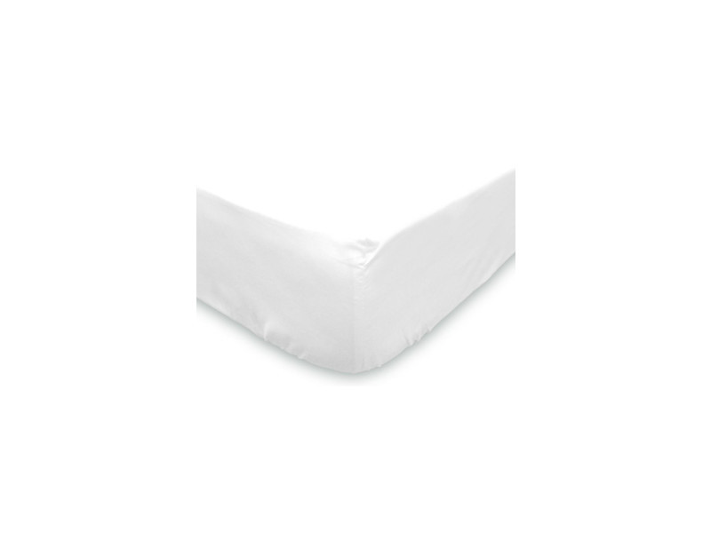 Protège matelas 140x200 cm en coton molleton