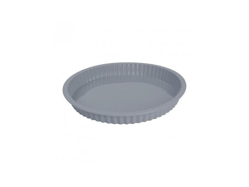 Moule à tarte en silicone 270 mm - vogue - 27 cm silicone