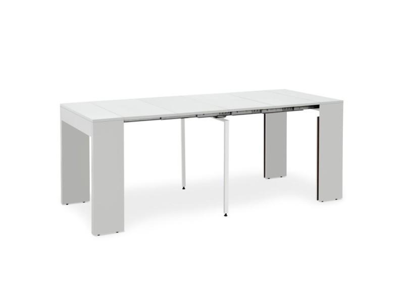 Paris prix - table extensible en bois \