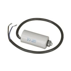 Condensateur 22 µf 450 v sortie fils  reference : cap627un