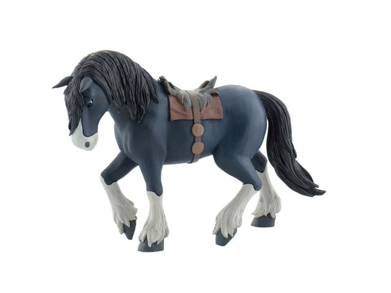 Figurine rebelle cheval angus vente de bullyland conforama