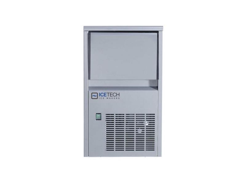 Machine à glaçon professionnelle 22 à 135 kg/jour - série sk - icetech - 33 kg par 24 heures