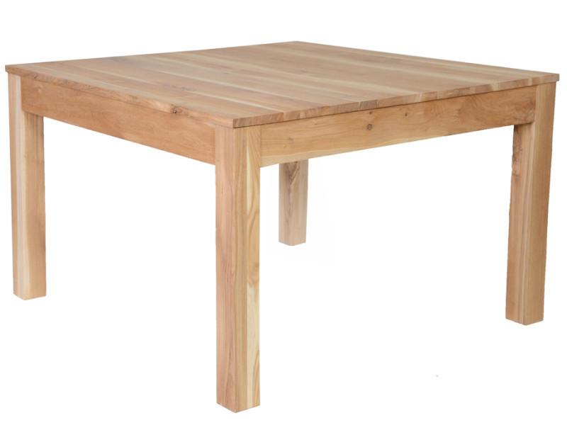 Table chêne carrée mauren
