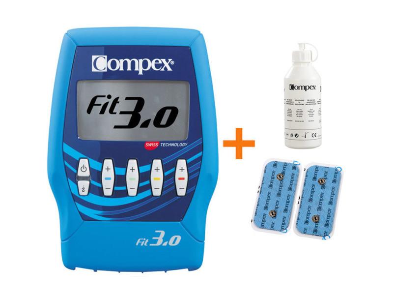 Electrostimulateur compex fit 3.0. 10005727 10005727