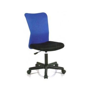 Fauteuil de bureau enfant hauteur rglable bleu Conforama