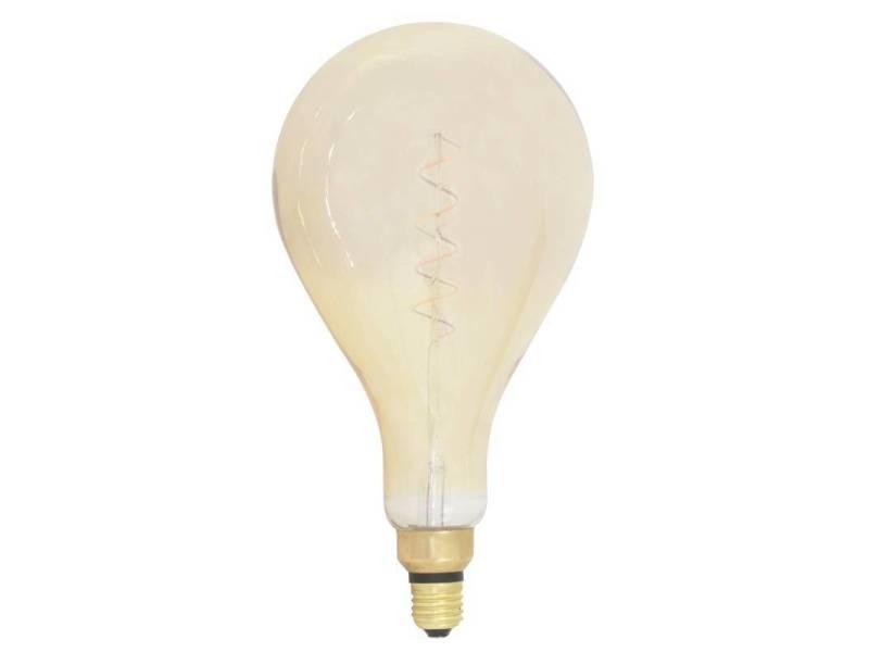 Ampoule edison standard à led e27 à filament deco 25w