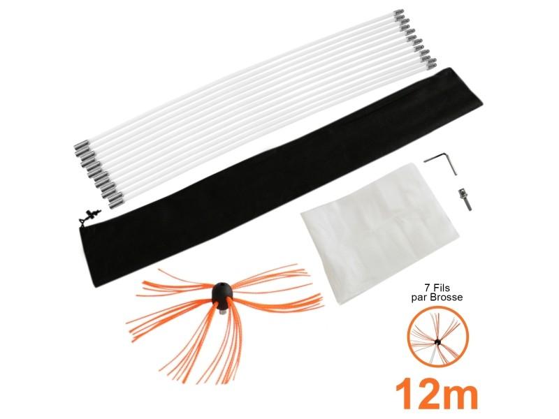 Kit de ramonage 12m 26480