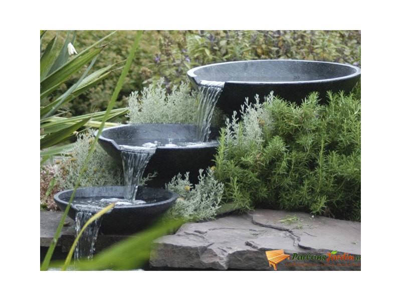Fontaine cascade en terrazzo aquaarte nova scotia UBB8711465121002