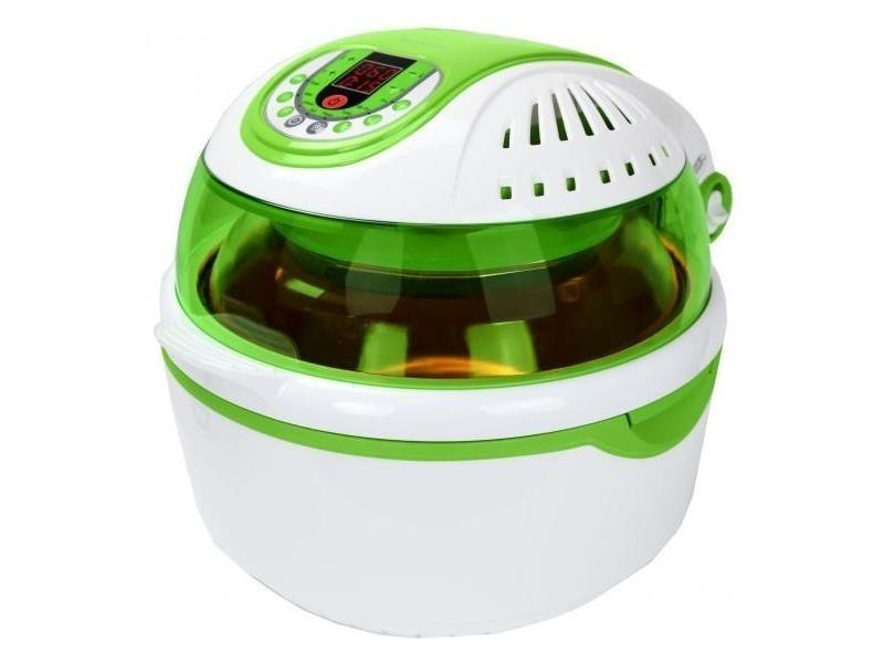 Friteuse à air chaud turbo vert