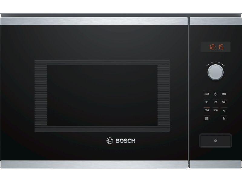 Micro-ondes encastrable 25l 900w inox - bfl553ms0 bfl553ms0