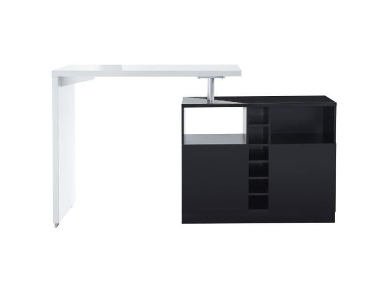 bar table bar poly table table de Mange haute debout kOX80nwP