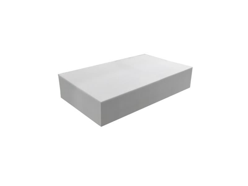 Matelas pour tous | plaque de mousse 30 kg/m³ 80x120 cm | epaisseur 15 cm 3DE.PE.30.15.0812