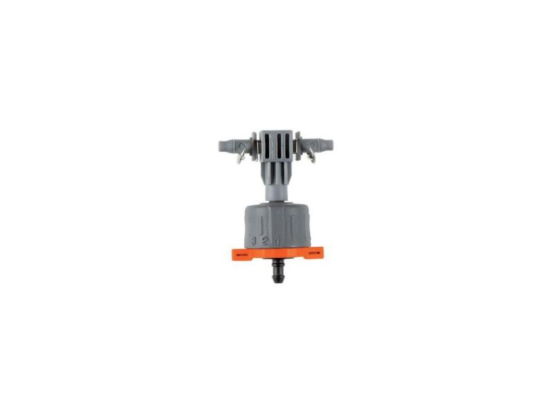 Gardena - goutteur en ligne réglable et régulateur de pression 831729