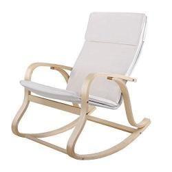 Fauteuil tissu cabriolet ou bascule vous de choisir - Rocking chair blanc conforama ...