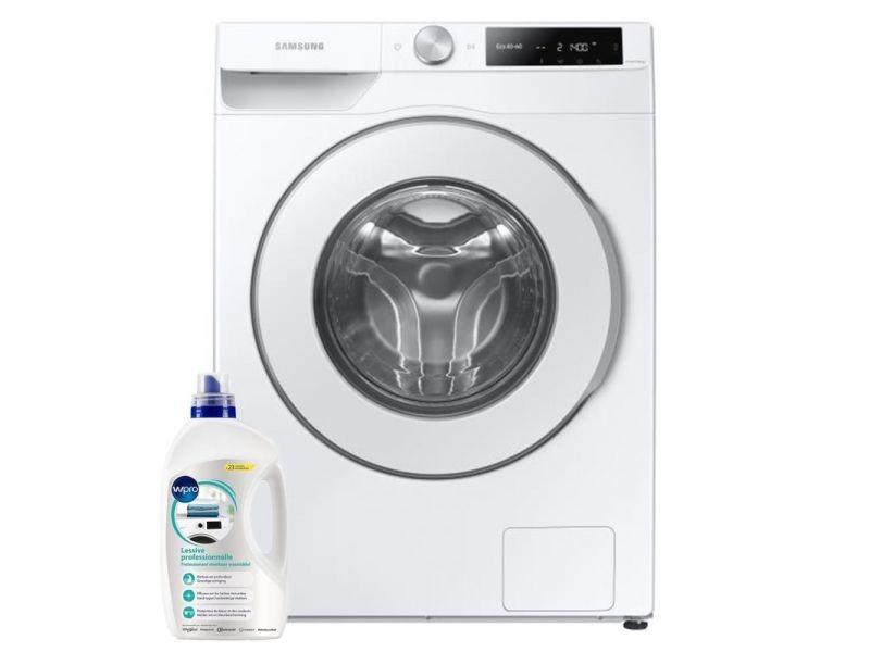 Lave-linge frontal 9kg a+++ 1400trs/min connecté wi-fi machine à laver hublot