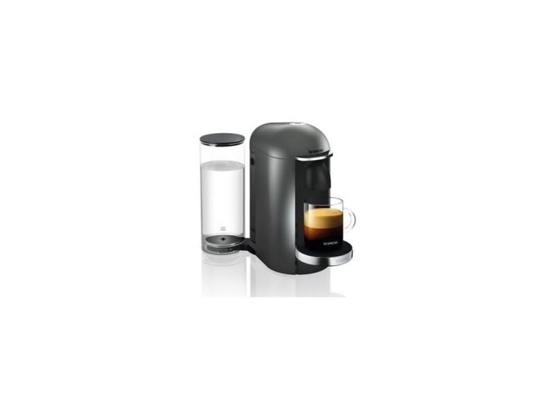 Machine à café krups nespresso xn900t vertuo plus titane XN900T