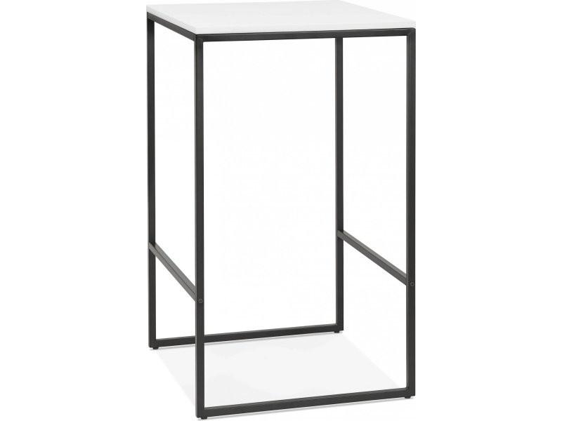 Table bar design millie BT00470WHBL