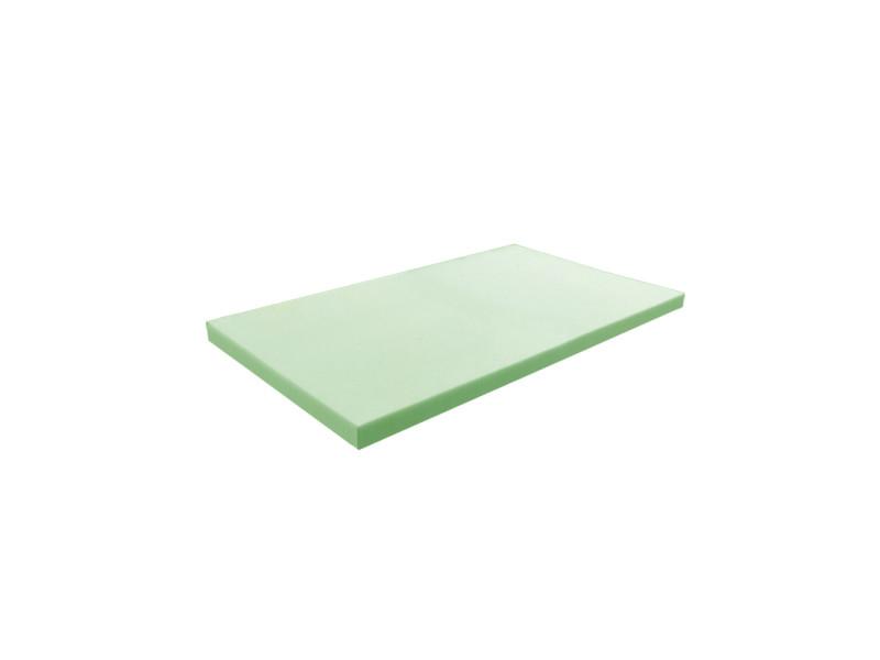 Matelas pour tous | plaque de mousse 35 kg/m³ ferme 80x120 cm | epaisseur 3 cm 3DE.PE.35F.3.0812