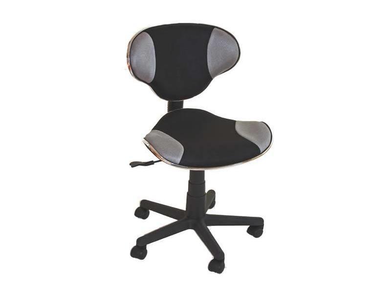 Chaise de bureau genua gris forme ergonomique vente de fauteuil