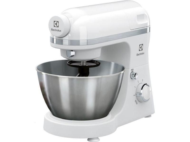 Robot pâtissier pétrisseur ekm3010 blanc 800w 4,1litres EKM3010