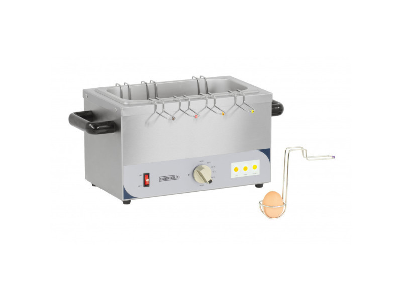 Cuiseur à oeufs professionnel inox - 8 œufs - casselin -