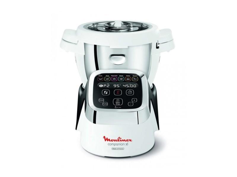 Robot cuiseur multifonctions moulinex companion xl hf8058 bol 4.5l HF8058