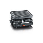 Severin raclette / grill 4 personnes rg2686