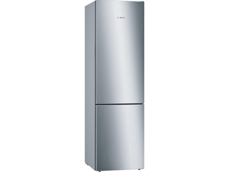 Réfrigérateur combiné 60cm 337l a+++ brassé inox - kge39alca kge39alca