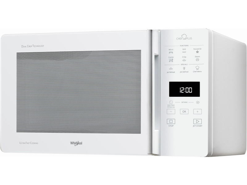 Micro-ondes pose libre whirlpool, mcp349wh