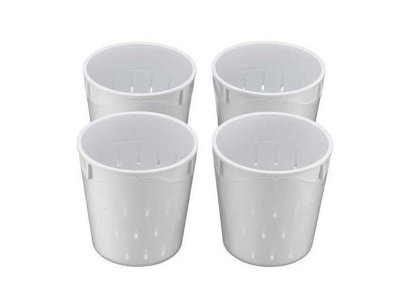 4 petites faisselles 0,25l pour fromagère - 440004 440004