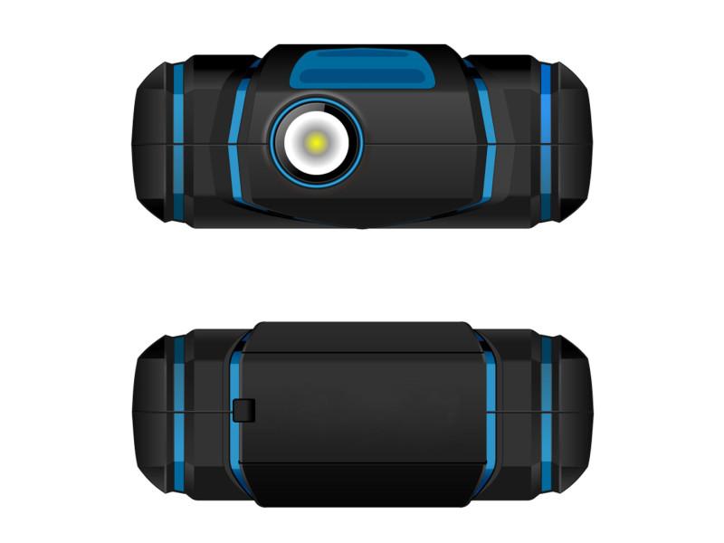 Téléphone Etanche Triple Sim Débloqué Portable De Chantier