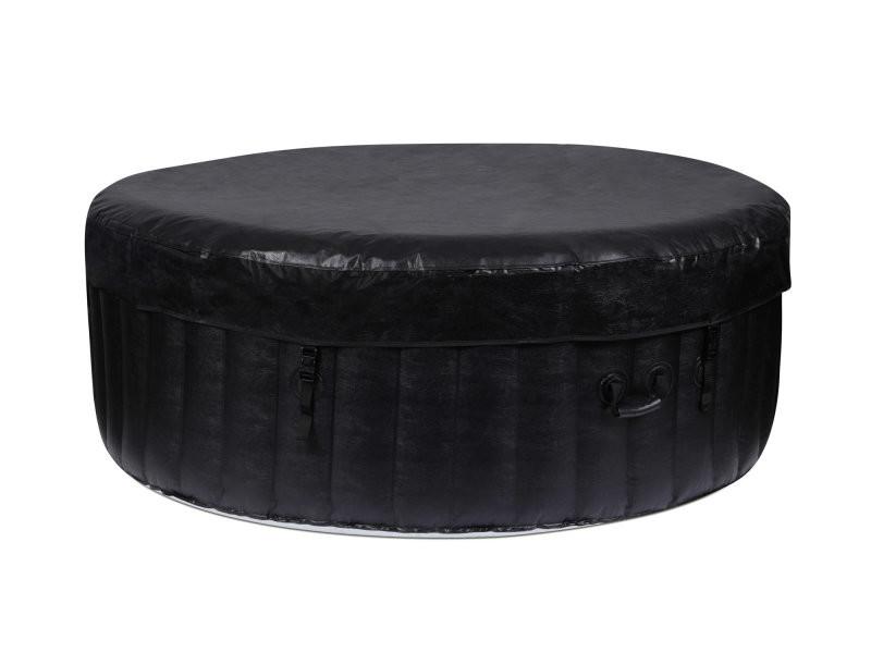 spa gonflable 4 personnes ospazia vente de spa jacuzzi conforama. Black Bedroom Furniture Sets. Home Design Ideas