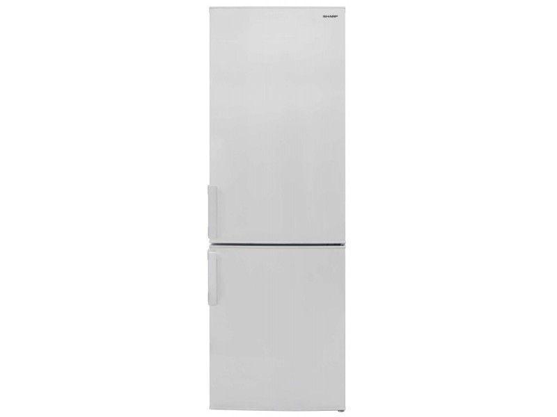 Combiné frigo-congélateur sharp sjbb 10 imxw 1