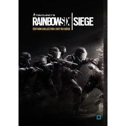 Rainbow six : siege collector jeu xbox one
