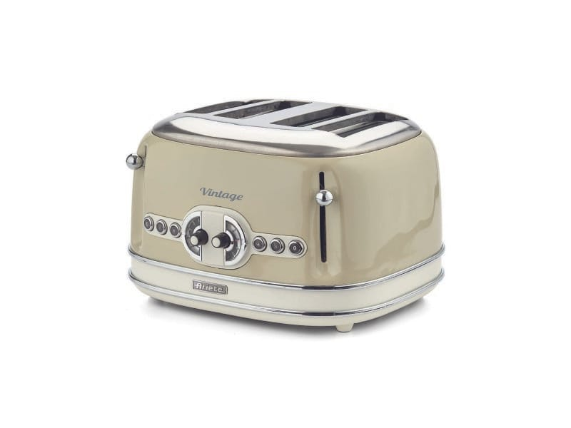 Ariete 156/1 grille-pain vintage - beige ARI8003705114937