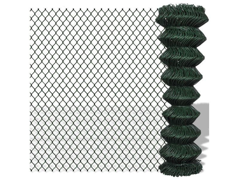 Inedit clôtures et barrières selection bandar seri begawan grillage vert 1,5 x 15 m