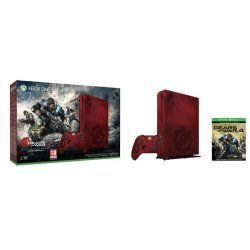 Console xbox one s 2to gears of war 4 - édition limitée
