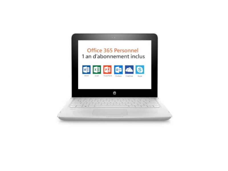 Hp pc portable stream x360 convertible 11-ag011nf - 11,6