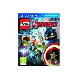 Lego marvel's avengers jeu ps vita