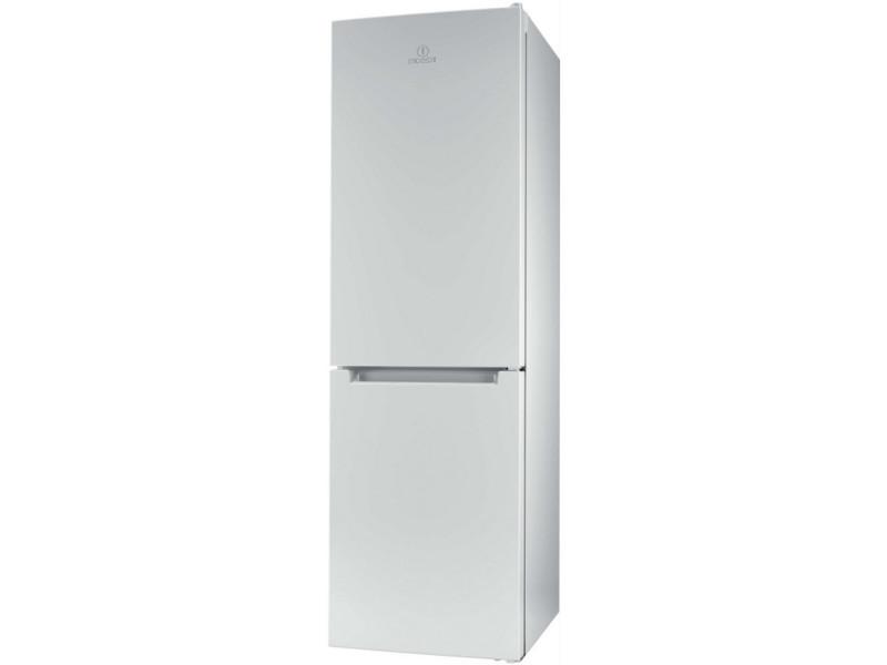 Réfrigérateur combiné 337l indesit 59.5cm a+, li8s1efw