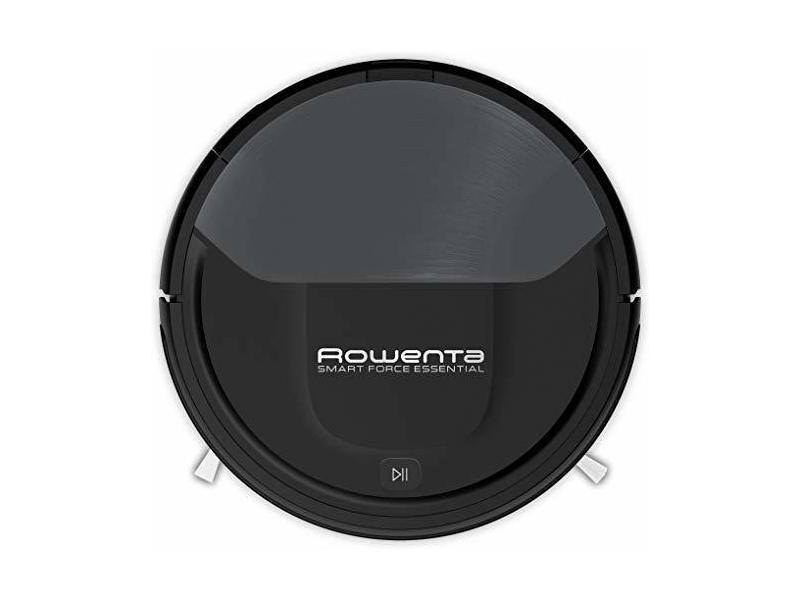 Rowenta rr6926wh robot aspirateur essentiel smart force noir