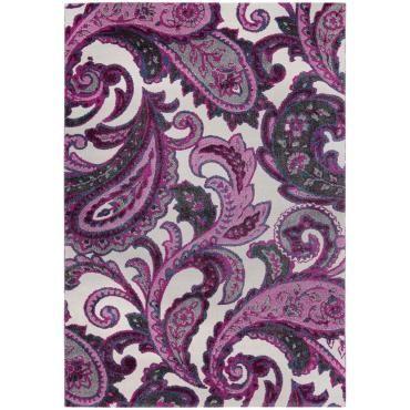 Tapis Grand Dimensions It Piece Violet 160 X 225 Cm Tapis De Salon