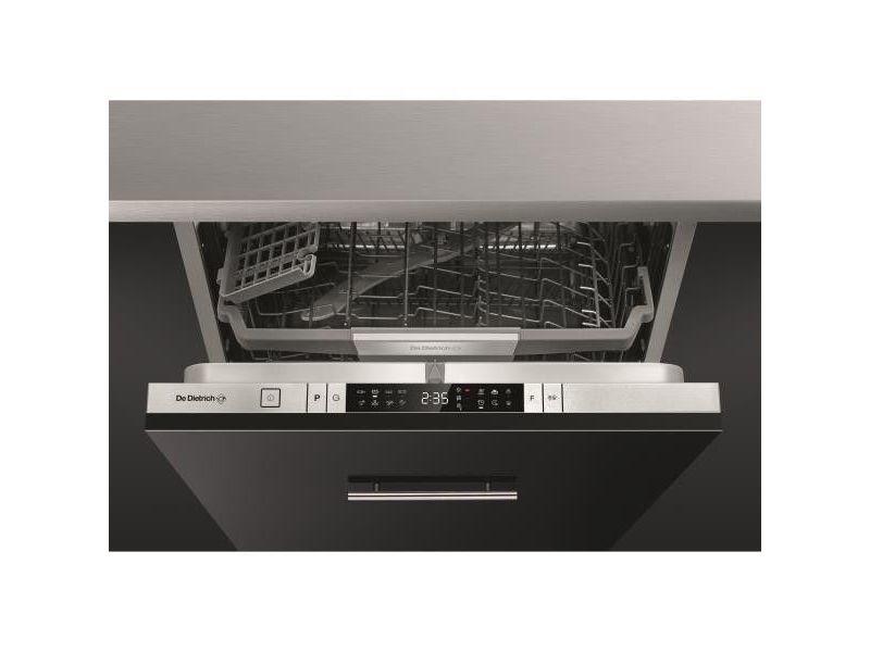 Lave-vaisselle encastrable de dietrich 14 couverts 60cm a++, dv91444j