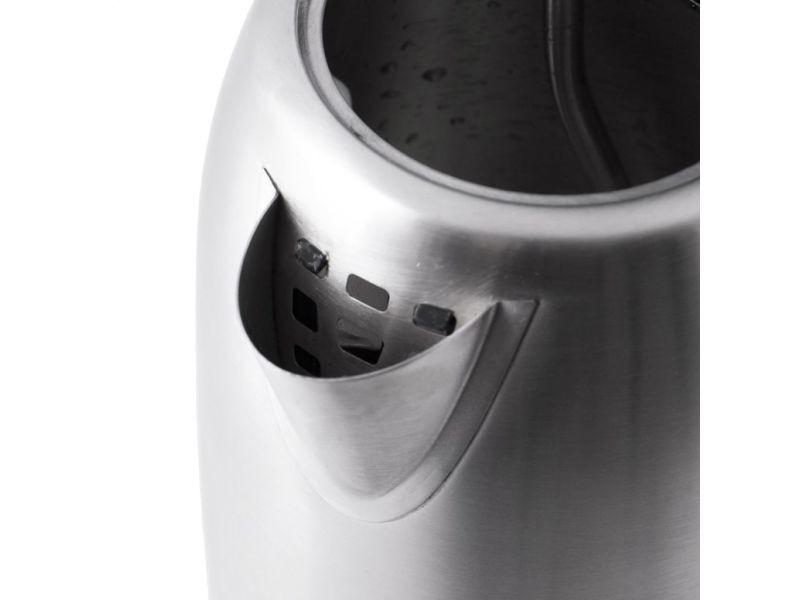 Inventum Bouilloire électrique 1,7 L Acier inoxydable