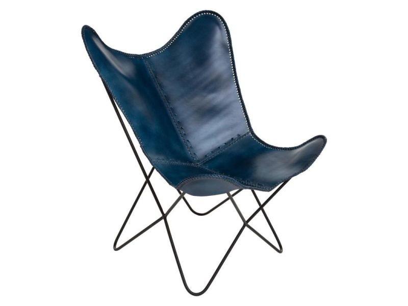 Housse de chaise en cuir
