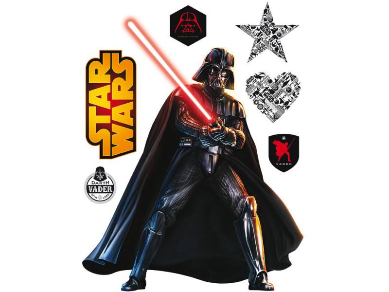 Stickers géant dark vador star wars 85 cm
