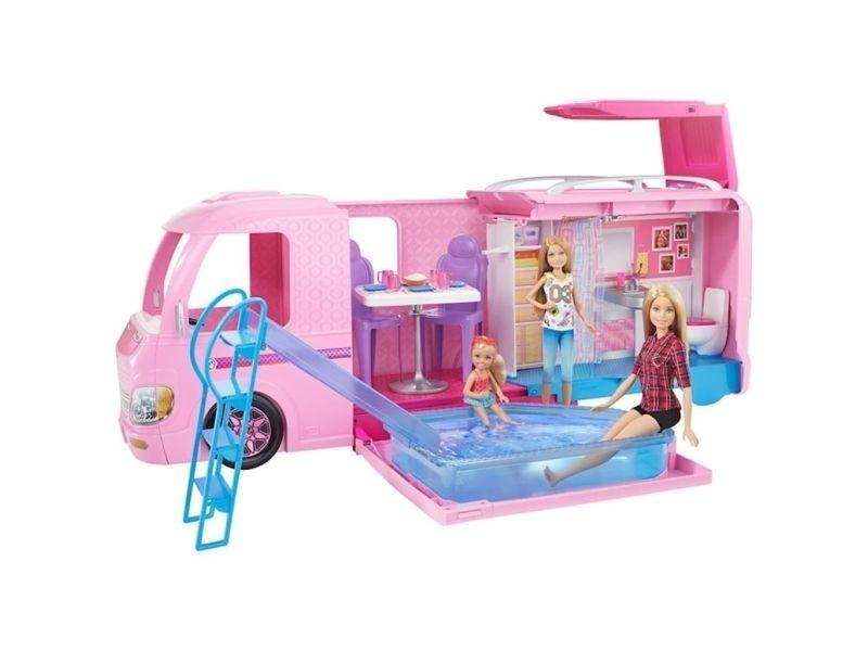 Barbie Roulotte De Jouet Fbr34 412480