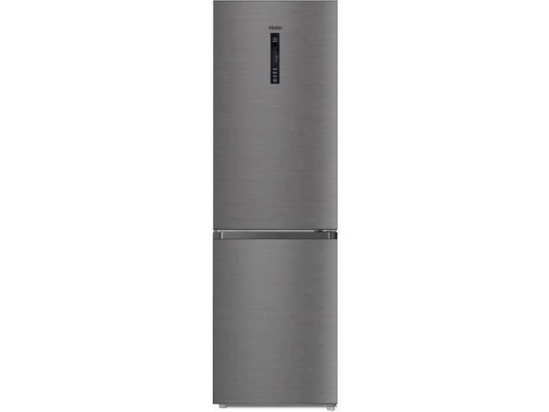R2df512dhj - réfrigérateur combiné - no frost - 341l (233+ 108) - froid ventilé - a+ - l59.5 x h190 cm - silver HAI6901018077777