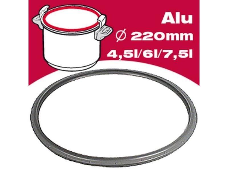 Accessoires pour autocuiseurs joint autocuiseur resistal 792728 4,5-6-7,5l ø22cm gris