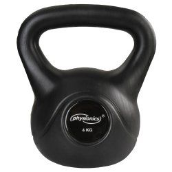Kettlebell haltère poids musculation haltérophilie exercices gym 4 kg 0701137